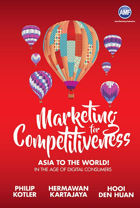 marketing for competitiveness asia to the world
