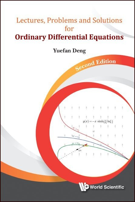 Lectures, Problems and Solutions for Ordinary Differential