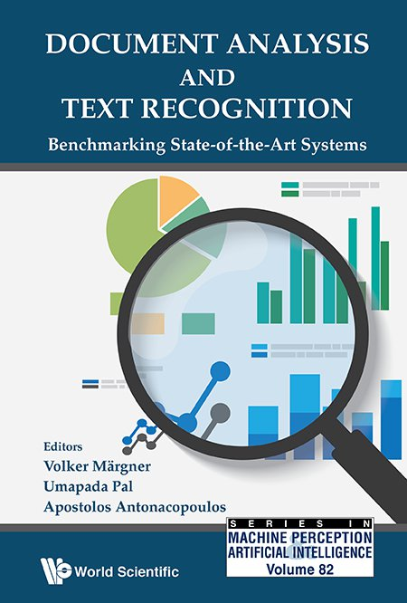 Document Analysis and Text Recognition   Series in Machine