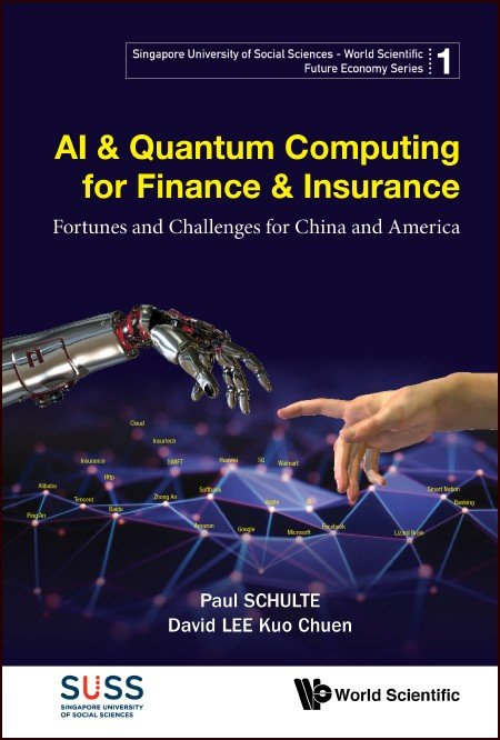 AI & Quantum Computing for Finance & Insurance | Singapore