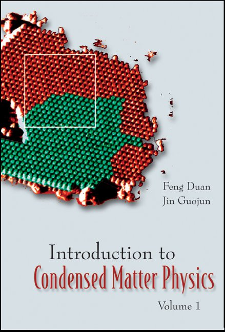 Introduction to Condensed Matter Physics