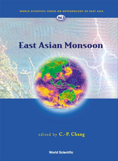 East Asian Monsoon | World Scientific Series on Asia-Pacific