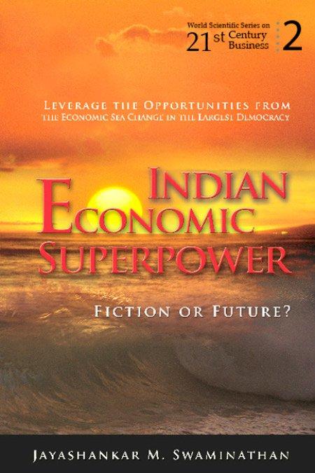 Indian Economic Superpower | World Scientific Series on 21st