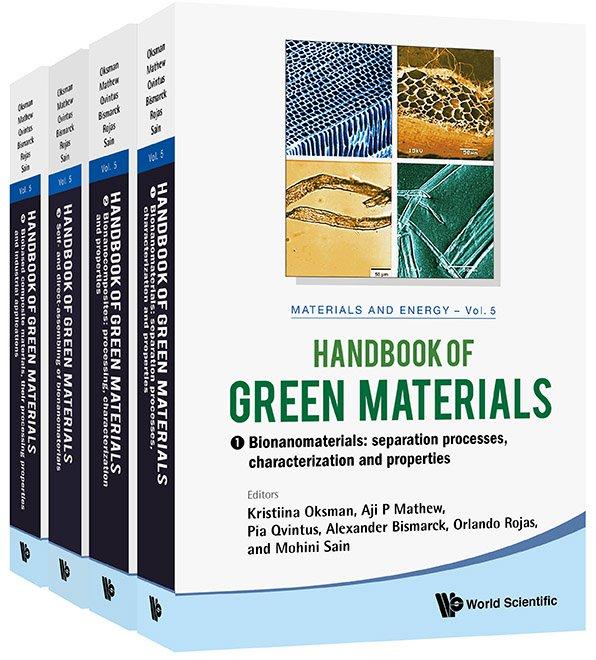 Handbook of Green Materials | Materials and Energy