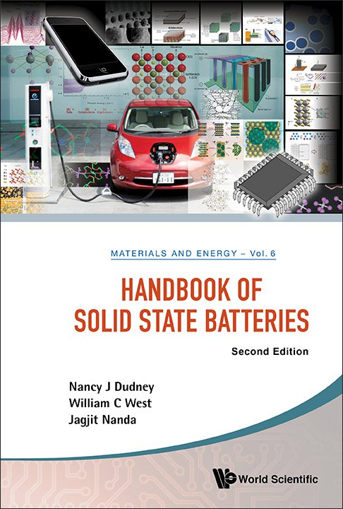 Handbook of Solid State Batteries | Materials and Energy