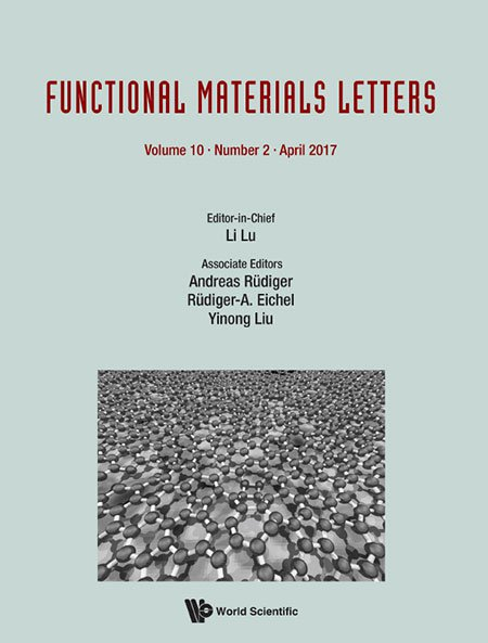 Functional Materials Letters