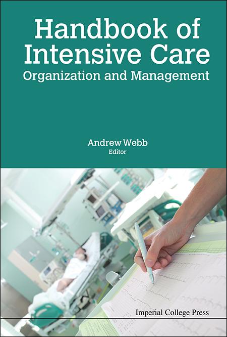 Handbook of Intensive Care Organization and Management