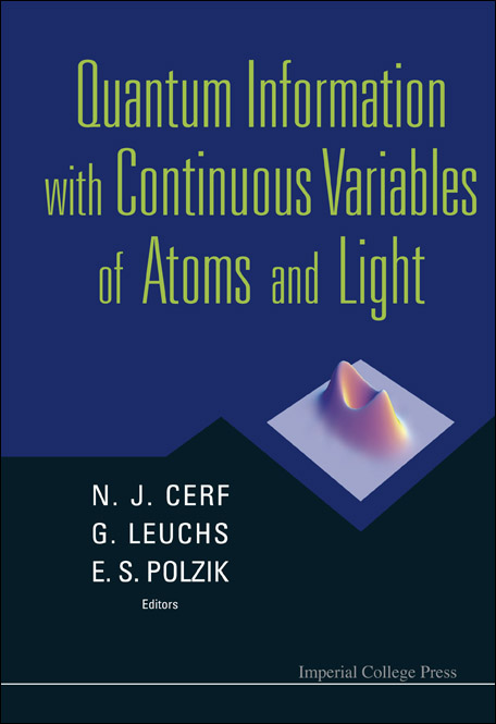 Quantum Information with Continuous Variables of Atoms and