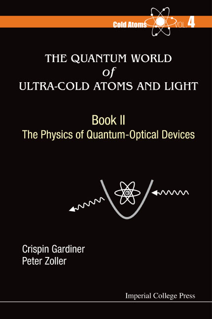 The Quantum World of Ultra-Cold Atoms and Light Book II: The Physics