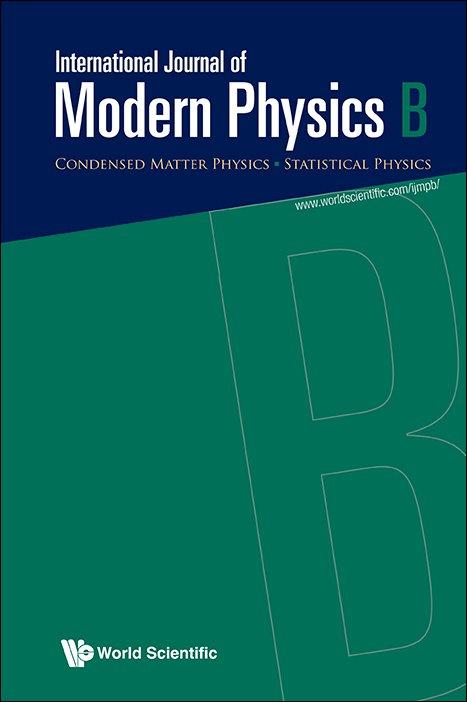 International Journal of Modern Physics B
