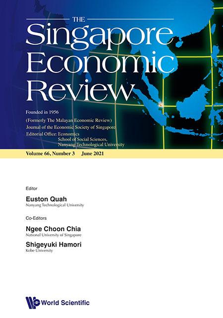 The Singapore Economic Review