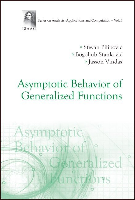 Asymptotic Behavior of Generalized Functions   Series on Analysis