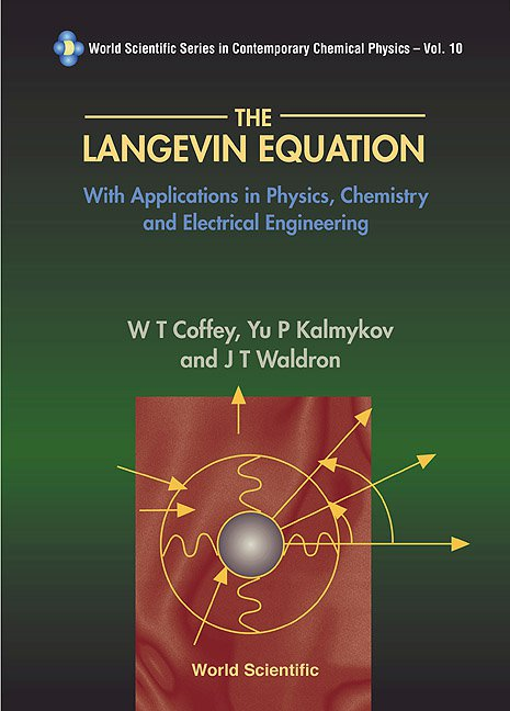 INERTIAL LANGEVIN EQUATIONS: APPLICATION TO THE THEORY OF