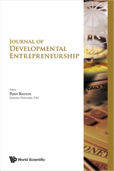 SEGMENTING THE POPULATION OF ENTREPRENEURS: A CLUSTER ANALYSIS STUDY