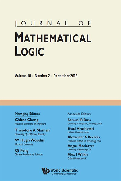Journal of Mathematical Logic