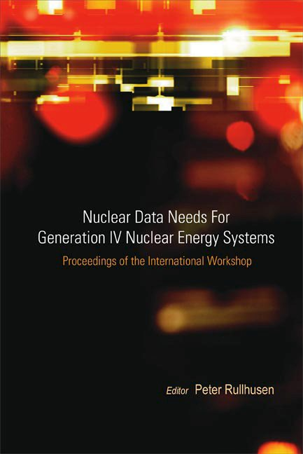 Nuclear Data Needs For Generation IV Nuclear Energy Systems