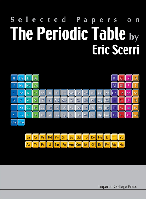 The Role Of Triads In The Evolution Of The Periodic Table Past And