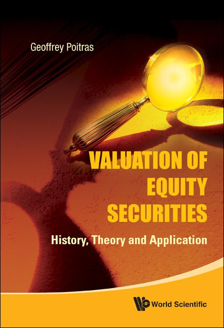 The economic foundations of risk management valuation of equity securities fandeluxe Gallery