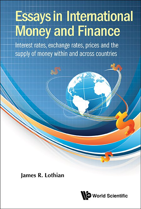 essays in international money and finance interest rates  essays in international money and finance