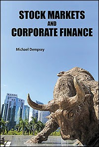 Stock markets and corporate finance related books fandeluxe Images