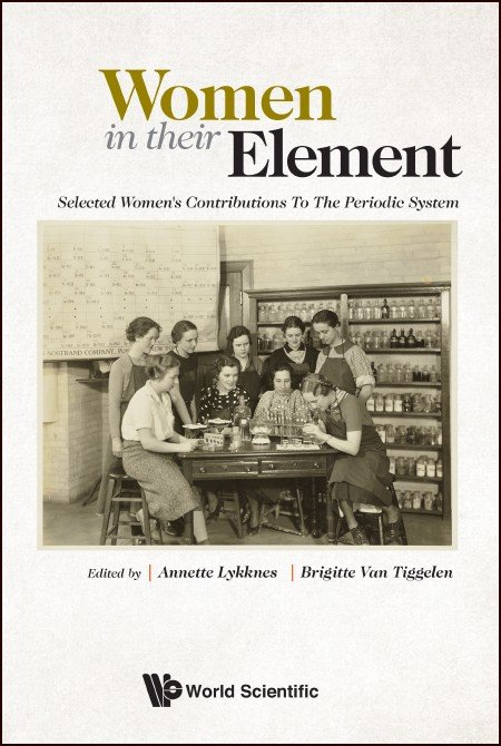 Women in Their Element cover