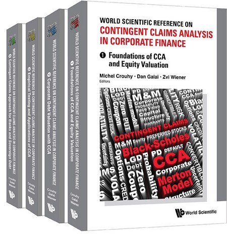Stock markets and corporate finance world scientific reference on contingent claims analysis in corporate finance fandeluxe Images
