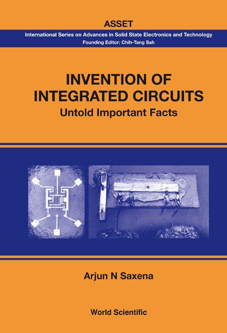 invention of integrated circuits international series on advances rh worldscientific com