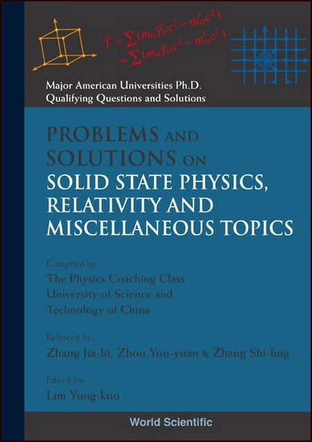 Physics olympiad basic to advanced exercises problems and solutions on solid state physics relativity and miscellaneous topics fandeluxe Images