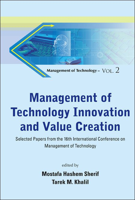 Management of technology innovation and value creation management management of technology innovation and value creation cover fandeluxe Choice Image