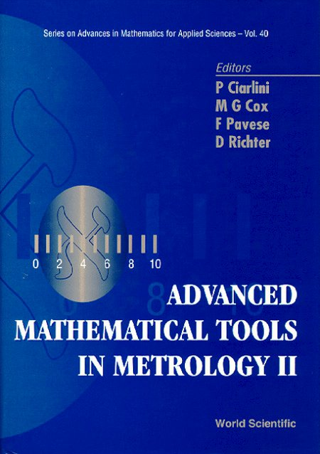 Advanced Mathematical Tools in Metrology II | Series on Advances in