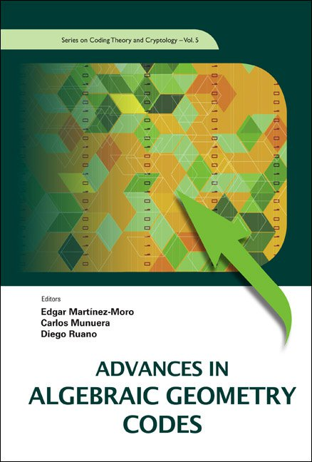 Advances in algebraic geometry codes series on coding theory and advances in algebraic geometry codes cover fandeluxe Choice Image