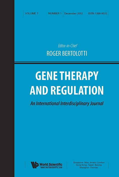 Gene Therapy And Regulation