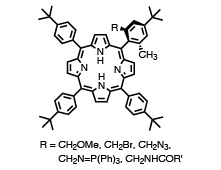 journal of porphyrins and phthalocyanines vol 08 no 12 Aluminium Bromide after ether cleavage with hydrogen bromide and reaction with sodium azide azidomethyl substituted tetraphenylporphyrins were generated