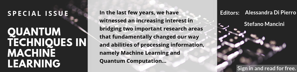 International Journal of Quantum Information